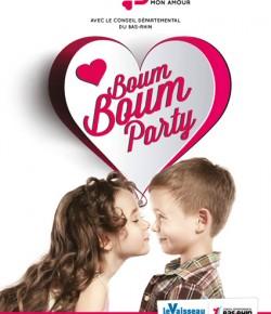 Boum Boum Party – 11 février de 16h30 à 18h